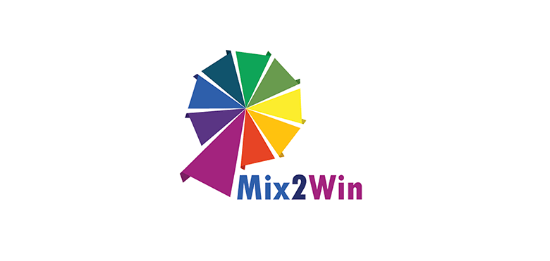Logo Mix2Win